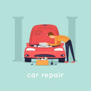 Emergency car repair assistance-