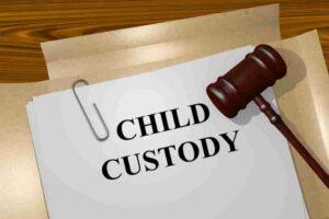 Free lawyer for child custody