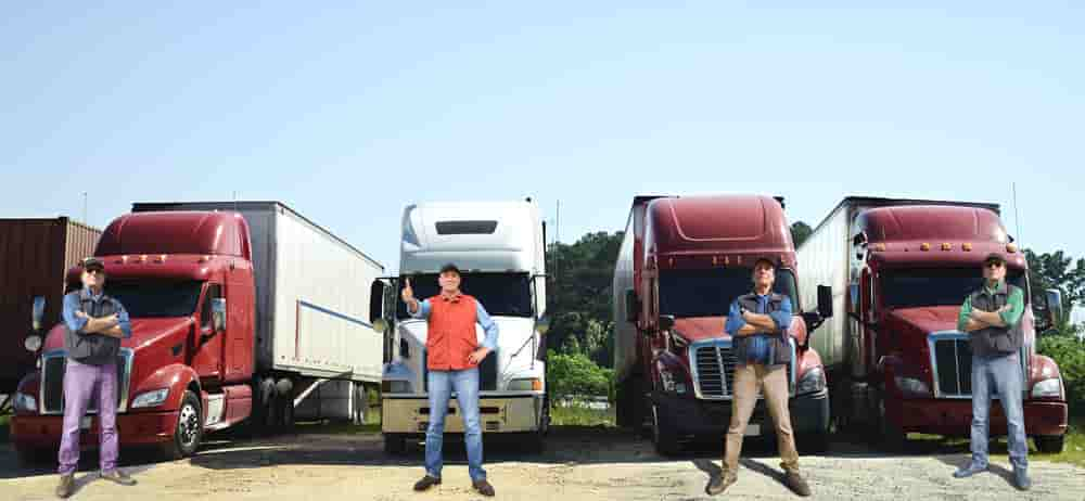 Government Grants for truck drivers