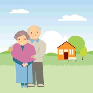 senior citizens apartments low-income