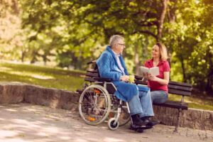Private grants for individuals with disabilities
