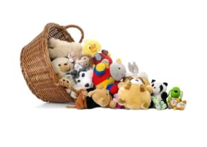 Used toys donations