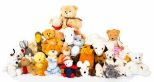 donating stuffed animals