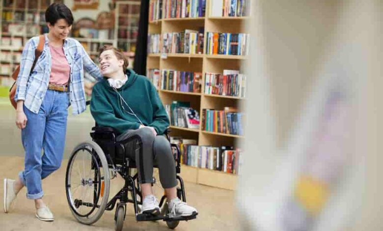 benefits for disabled adults living with parents