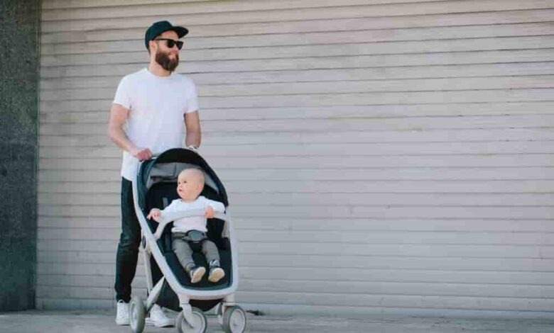 How to get a free baby stroller,