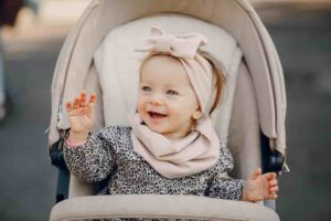 Free baby stroller