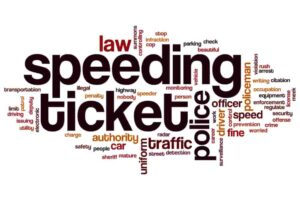 traffic tickets in collections