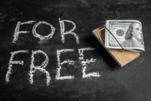free money no strings attached